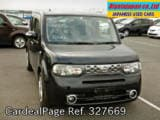 Used NISSAN CUBE Ref 327669