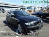 Used BMW BMW 3 SERIES Ref 327936