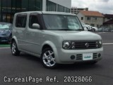 Used NISSAN CUBE CUBIC Ref 328066