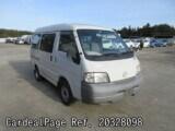 Used MAZDA BONGO VAN Ref 328098