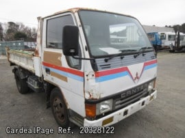 MITSUBISHI CANTER  Big1