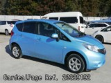 Used NISSAN NOTE Ref 329192