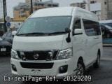 Used NISSAN NV 350 CARAVAN Ref 329209