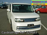 Used NISSAN CUBE Ref 329683