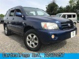 Used TOYOTA KLUGER Ref 330057
