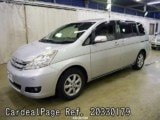Used TOYOTA ISIS Ref 330179