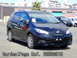 Used TOYOTA WISH Ref 330918