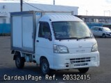 Used DAIHATSU HIJET TRUCK Ref 332415