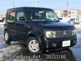 Used NISSAN CUBE Ref 333186