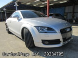 Used AUDI AUDI TT COUPE Ref 334705