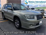 Used SUBARU FORESTER Ref 335295