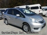 Used HONDA FIT SHUTTLE Ref 335904