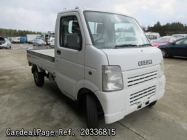 SUZUKI CARRY TRUCK DA63T Big1