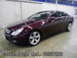 Used MERCEDES BENZ BENZ CLS-CLASS Ref 337923