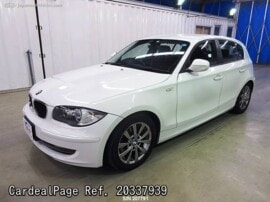 BMW 1 SERIES UE16 Big1