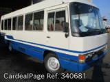 Used TOYOTA COASTER Ref 340681
