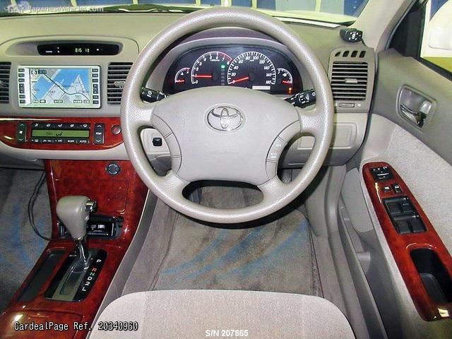 2005 Mar Used Toyota Camry Cba Acv30 Ref No 340960