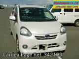 Used SUBARU PLEO Ref 342103