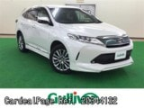 Used TOYOTA HARRIER HYBRID Ref 344132