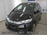 Used HONDA FIT HYBRID Ref 344585