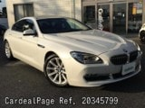 Used BMW BMW 6 SERIES Ref 345799