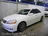 Used TOYOTA MARK 2 Ref 346762
