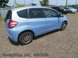 HONDA FIT GE6 Big2