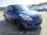 Used SUZUKI SWIFT Ref 348546