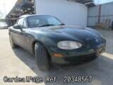 Used MAZDA ROADSTER Ref 348567