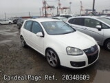 Used VOLKSWAGEN VW GOLF Ref 348609