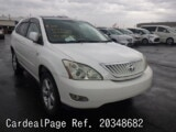 Used TOYOTA HARRIER Ref 348682