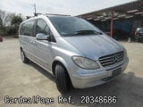 Used MERCEDES BENZ BENZ VIANO Ref 348686