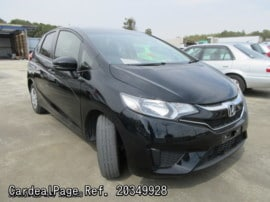 HONDA FIT GK3 Big1