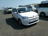 Used TOYOTA SUCCEED VAN Ref 350429