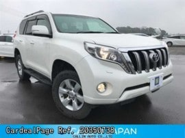 TOYOTA LAND CRUISER PRADO GDJ150W Big1