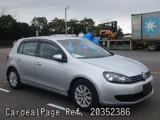 Used VOLKSWAGEN VW GOLF Ref 352386