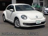Used VOLKSWAGEN VW THE BEETLE Ref 352507