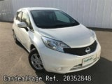 Used NISSAN NOTE Ref 352848