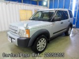 Used LAND ROVER LAND ROVER DISCOVERY Ref 356035