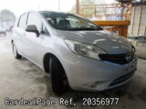 Used NISSAN NOTE Ref 356977