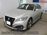Used TOYOTA CROWN Ref 359982