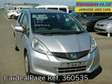 Used HONDA FIT Ref 360535
