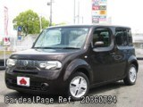 Used NISSAN CUBE Ref 360794