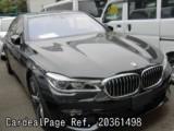 Used BMW BMW 7 SERIES Ref 361498