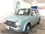 Used NISSAN PAO Ref 362442