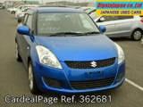 Used SUZUKI SWIFT Ref 362681