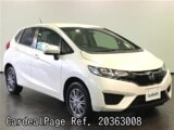 Used HONDA FIT Ref 363008