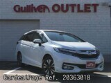 Used HONDA SHUTTLE Ref 363018