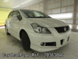 Used TOYOTA BLADE Ref 363046