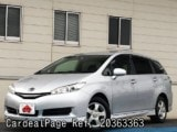 Used TOYOTA WISH Ref 363363
